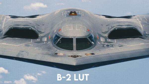 Aviator LUT Pack: B-2 LUT Example 1