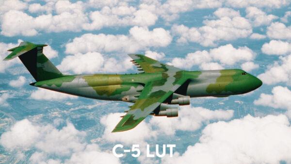 Aviator LUT Pack: C-5 LUT Example 2