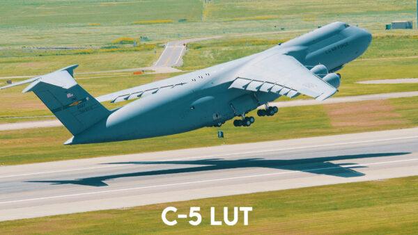 Aviator LUT Pack: C-5 LUT Example 1