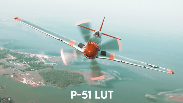 Aviator LUT Pack: P-51 LUT Example 1
