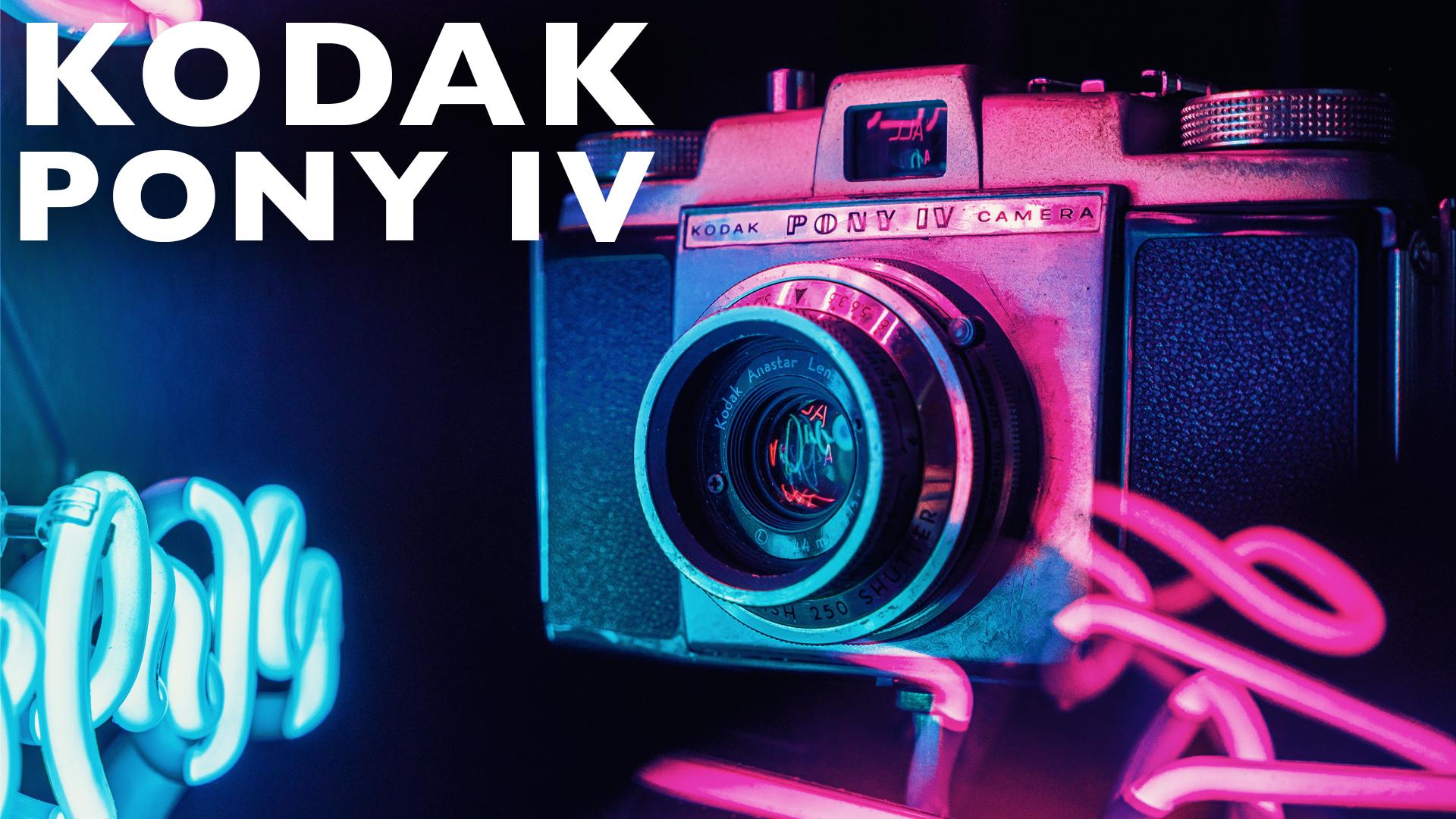 Kodak Pony IV Camera