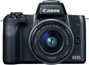 entry level mirrorless camera eos m50