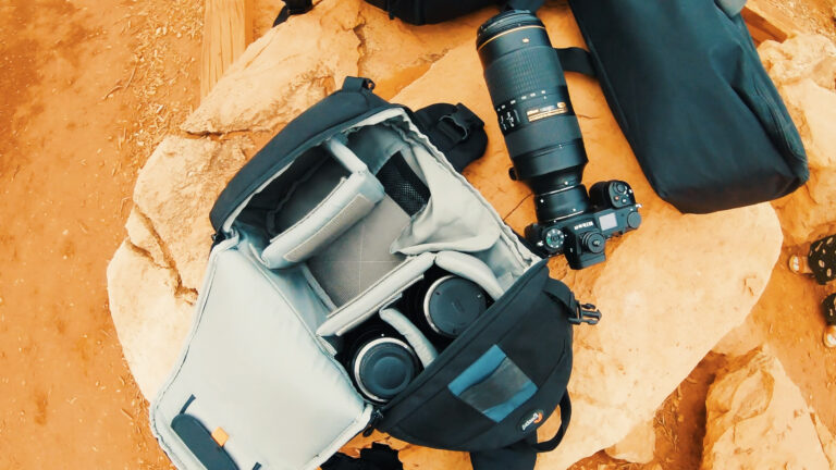 Lowepro camera bag nikon z6 mirrorless