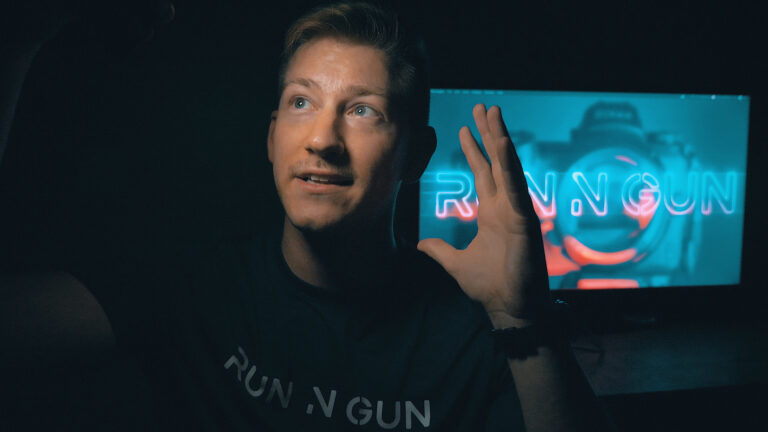 How to Use Your Phone as a Tiny LED Panel for Light Painting and Portraits light hack