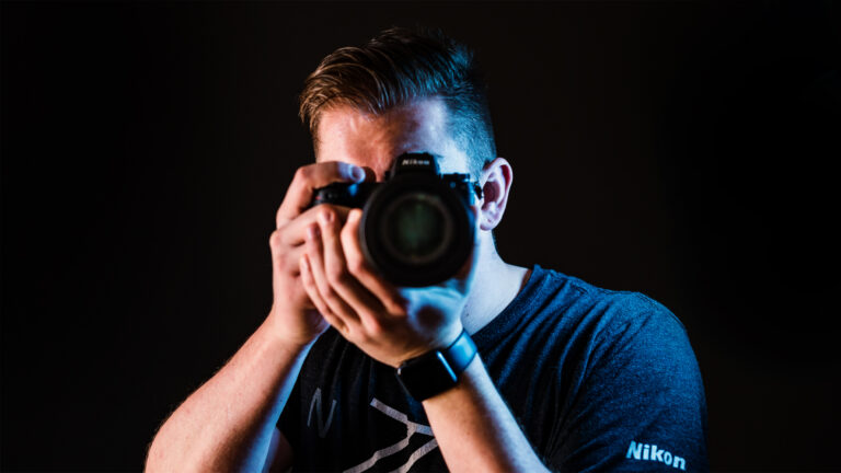 How to Hold Your Camera for sharper photos fix blurry photographs