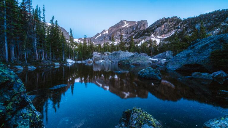 Alpenglow RunNGun Landscape Photography 2
