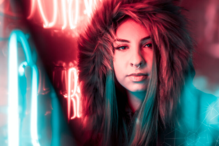 Neon Portrait Photography Tips Tricks Run N Gun 5