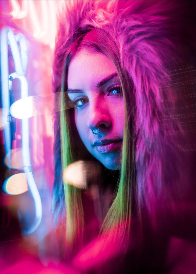 Neon Portrait Photography Tips Tricks Run N Gun 6