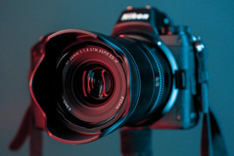 Viltrox 24mm F1.8 Lens on Nikon Z6